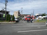 消防車・パトカー